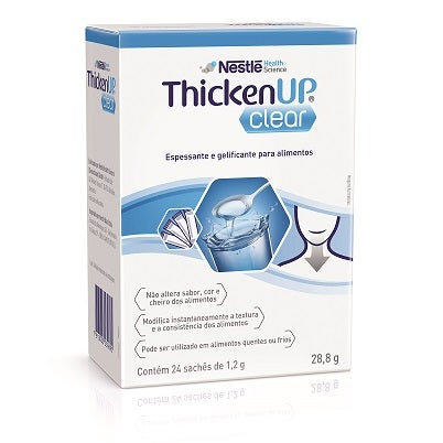 ThickenUp® Clear - Display 24 Saches